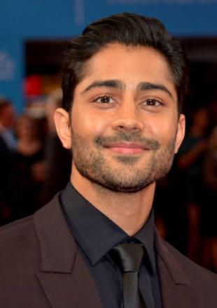 Picture of quotation author Manish Dayal