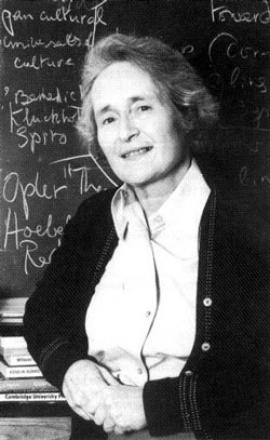 Picture of quotation author Mary Douglas