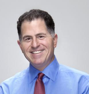 Picture of quotation author Michael Dell