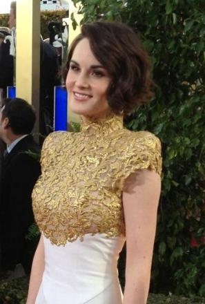 Picture of quotation author Michelle Dockery