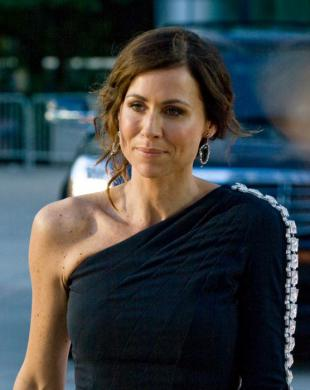Picture of quotation author Minnie Driver