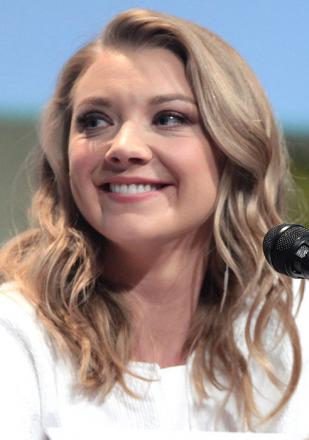 Picture of quotation author Natalie Dormer