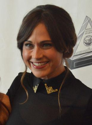 Picture of quotation author Nikki DeLoach