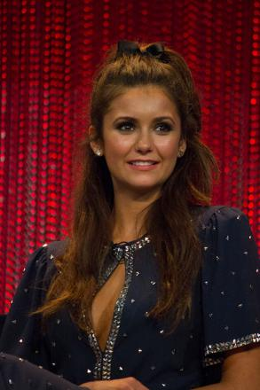 Picture of quotation author Nina Dobrev