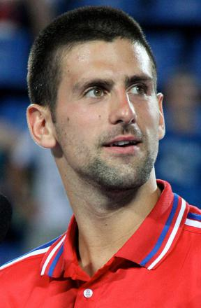 Picture of quotation author Novak Djokovic
