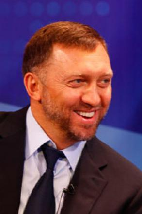 Picture of quotation author Oleg Deripaska