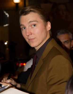 Picture of quotation author Paul Dano