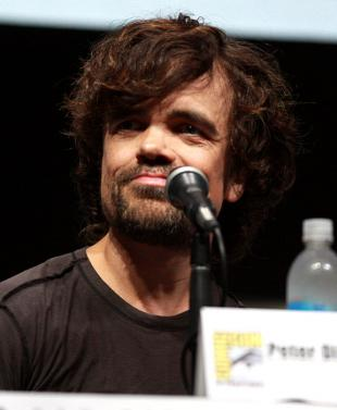 Picture of quotation author Peter Dinklage