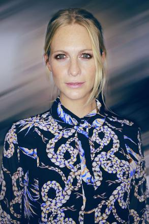 Picture of quotation author Poppy Delevingne