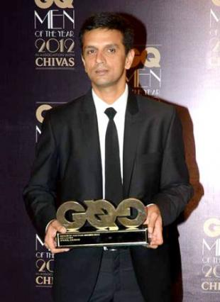 Picture of quotation author Rahul Dravid