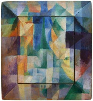 Picture of quotation author Robert Delaunay