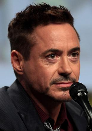 Picture of quotation author Robert Downey, Jr.