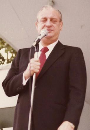 Picture of quotation author Rodney Dangerfield