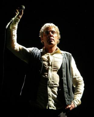 Picture of quotation author Roger Daltrey