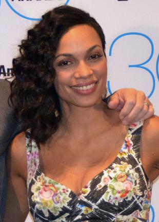 Picture of quotation author Rosario Dawson
