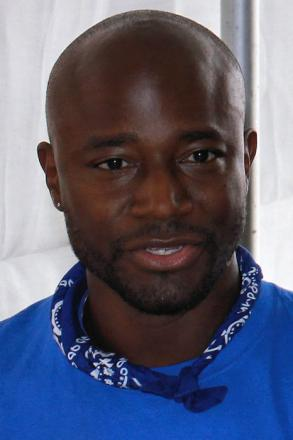 Picture of quotation author Taye Diggs