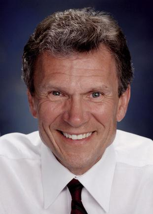 Picture of quotation author Tom Daschle