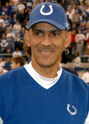 Picture of quotation author Tony Dungy