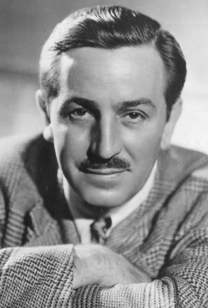 Picture of quotation author Walt Disney