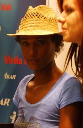 Picture of quotation author Waris Dirie