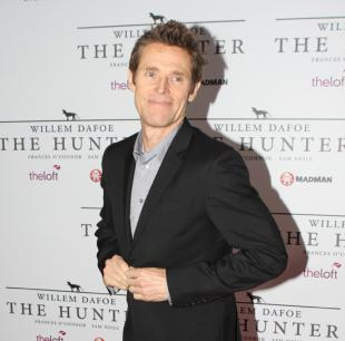 Picture of quotation author Willem Dafoe