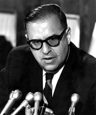Picture of quotation author Abba Eban
