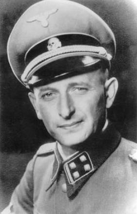 Picture of quotation author Adolf Eichmann