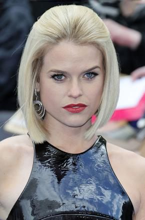 Picture of quotation author Alice Eve