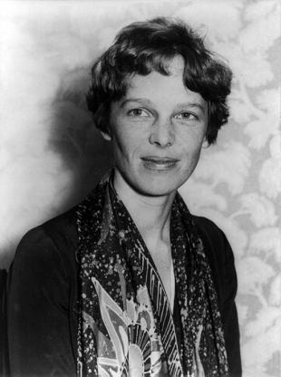 Picture of quotation author Amelia Earhart
