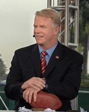 Picture of quotation author Boomer Esiason