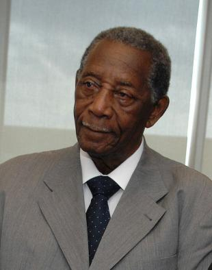 Picture of quotation author Charles Evers