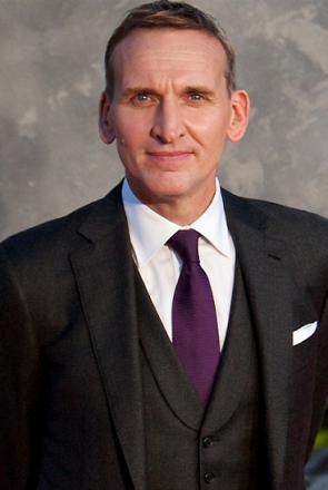 Picture of quotation author Christopher Eccleston