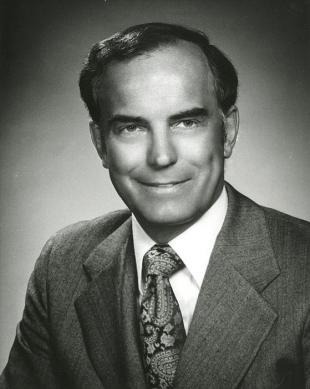 Picture of quotation author Daniel J. Evans
