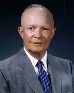 Picture of quotation author Dwight D. Eisenhower