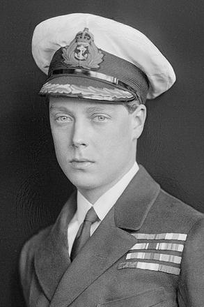 Picture of quotation author Edward VIII