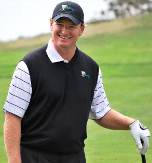 Picture of quotation author Ernie Els