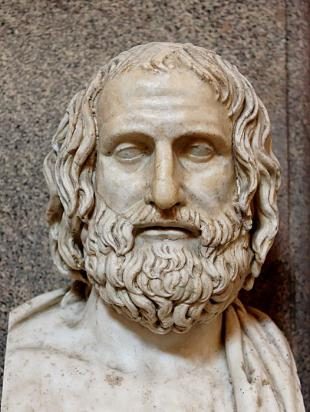 Picture of quotation author Euripides
