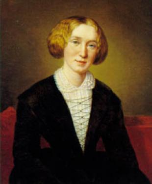 Picture of quotation author George Eliot