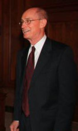Picture of quotation author Henry B. Eyring