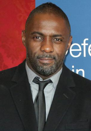 Picture of quotation author Idris Elba