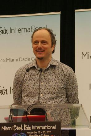 Picture of quotation author Jeffrey Eugenides