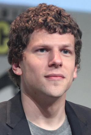Picture of quotation author Jesse Eisenberg