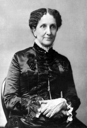 Picture of quotation author Mary Baker Eddy