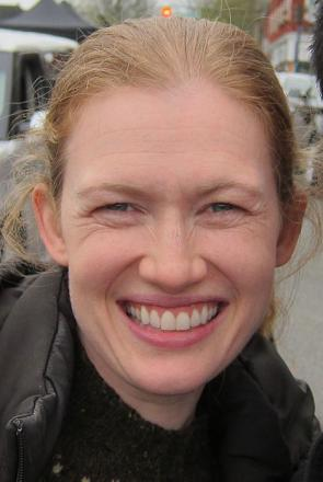 Picture of quotation author Mireille Enos