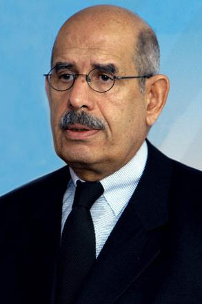 Picture of quotation author Mohamed ElBaradei