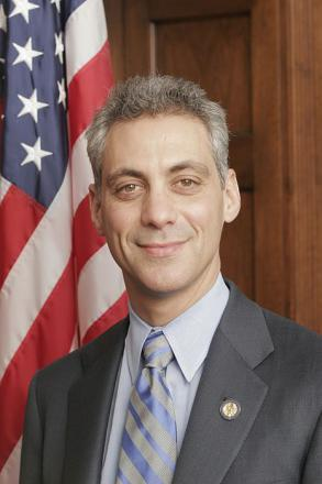 Picture of quotation author Rahm Emanuel