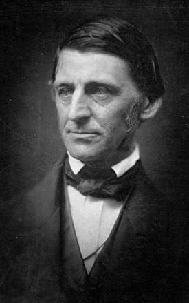 Picture of quotation author Ralph Waldo Emerson
