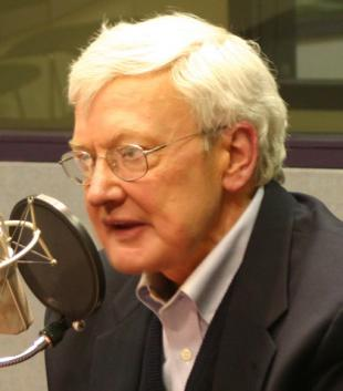 Picture of quotation author Roger Ebert