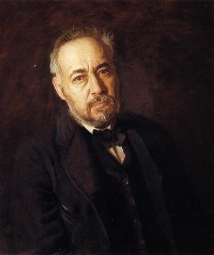 Picture of quotation author Thomas Eakins