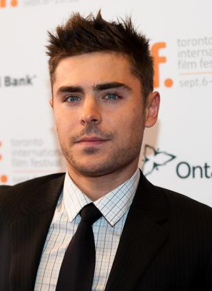 Picture of quotation author Zac Efron